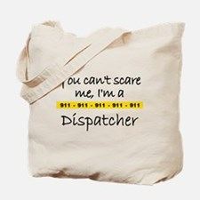 Police Tape Dispatcher Tote Bag
