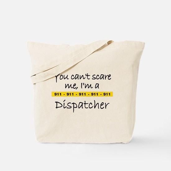 Police Tape Dispatcher Tote Bag