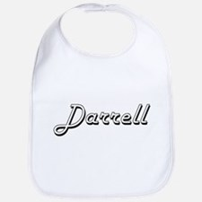 Darrell Classic Style Name Bib