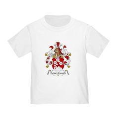 Rosenbusch Family Crest T