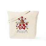 Rosenbusch Family Crest Tote Bag