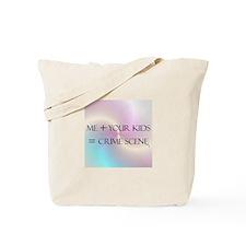 Funny Nonbreeder Tote Bag