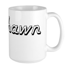 Deshawn Classic Style Name Mugs