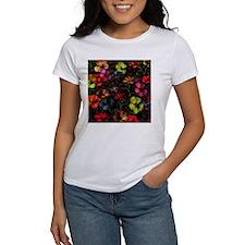 flowers in the Dark T-Shirt