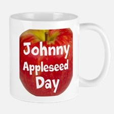 Johnny Appleseed Day Mugs