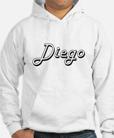 Diego Classic Style Name Hoodie