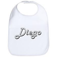 Diego Classic Style Name Bib