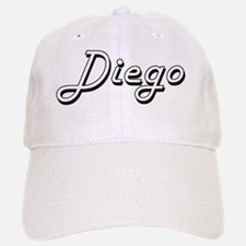 Diego Classic Style Name Baseball Baseball Cap