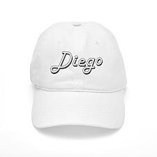 Diego Classic Style Name Baseball Cap