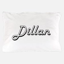 Dillan Classic Style Name Pillow Case