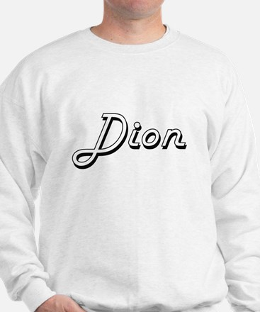 Dion Classic Style Name Jumper