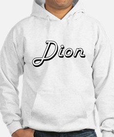 Dion Classic Style Name Jumper Hoody