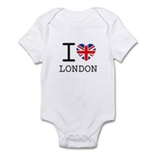 I love london2 Body Suit