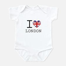 I love london2 Body Suit