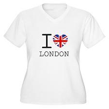 Unique I love paris T-Shirt