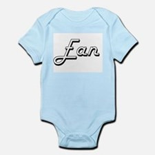 Ean Classic Style Name Body Suit