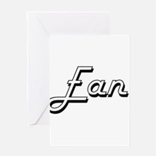 Ean Classic Style Name Greeting Cards