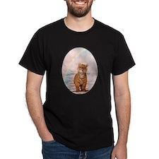 A tiger on the Rainbow Bridge T-Shirt