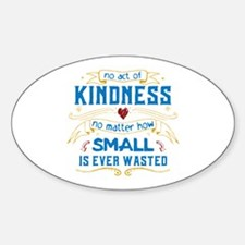 Act of Kindness Decal