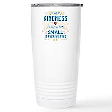 Act of Kindness Travel Coffee Mug