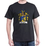 Reutter Family Crest  Dark T-Shirt