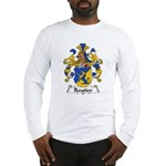 Reutter Family Crest  Long Sleeve T-Shirt