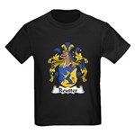 Reutter Family Crest  Kids Dark T-Shirt