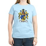Reutter Family Crest  Women's Light T-Shirt