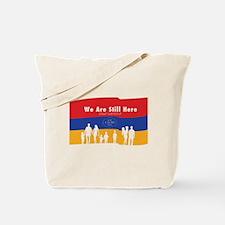 Armenian Genocide Tote Bag