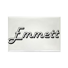 Emmett Classic Style Name Magnets