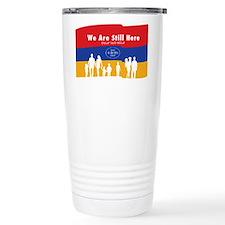 Armenian Genocide Travel Mug
