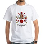 Reinhold Family Crest White T-Shirt