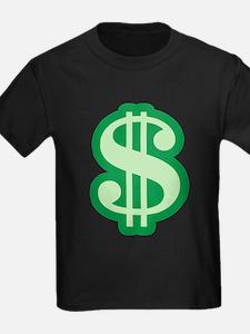 Unique Dollar symbol T