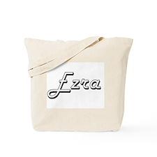Ezra Classic Style Name Tote Bag
