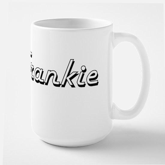 Frankie Classic Style Name Mugs