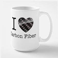 I love Carbon Fiber Mug