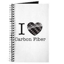 I love Carbon Fiber Journal