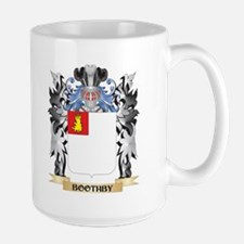 Boothby Coat of Arms - Family Crest Mugs