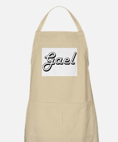 Gael Classic Style Name Apron