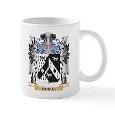 Borda Coat of Arms - Family Crest Mugs
