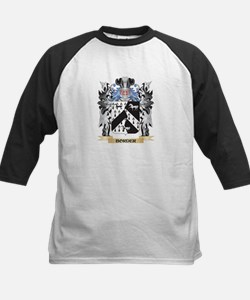 Border Coat of Arms - Family Crest Baseball Jersey