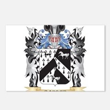 Border Coat of Arms - Fam Postcards (Package of 8)