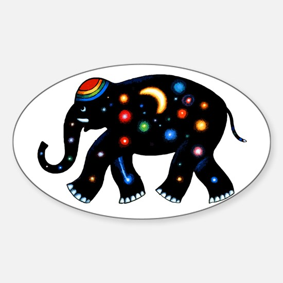 Space Elephant. Decal