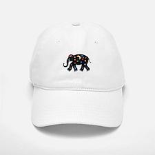 Space Elephant. Baseball Baseball Cap