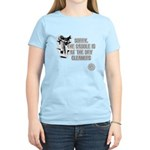 Saddle at the Cleaners Women's Light T-Shirt