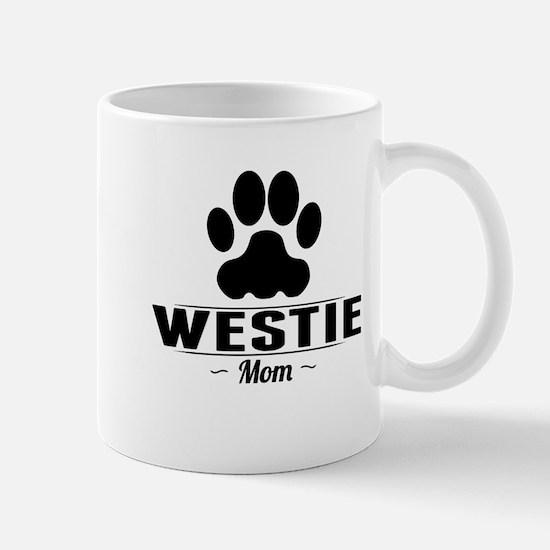 Westie Mom Mugs