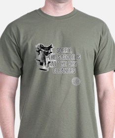 Saddle at the Cleaners T-Shirt