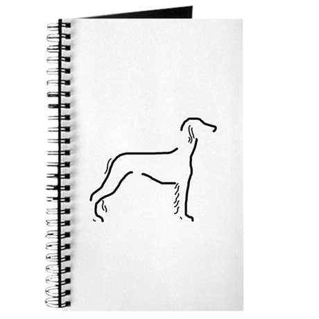 Saluki Sketch Journal