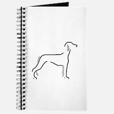 Saluki Sketch Journal
