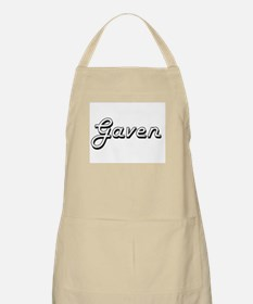 Gaven Classic Style Name Apron